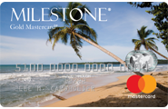Milestone® Mastercard® – Unsecured For Less Than Perfect Credit