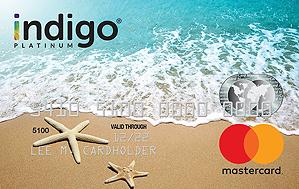Indigo® Unsecured Mastercard® – Prior Bankruptcy is Okay