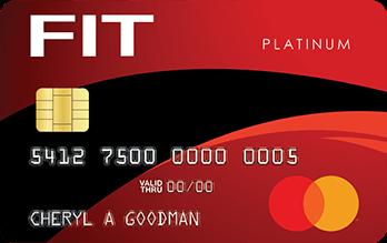 Fit Mastercard® Credit Card